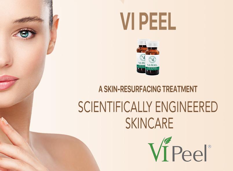 VI Peel Ad